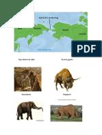 animales que acompañaron a los primeros pobladores y el mapa donde pasaron.docx
