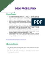 Modelo de Froebel