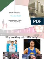 13. the Labor Market