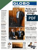 O Globo - (14 Fevereiro 2017)