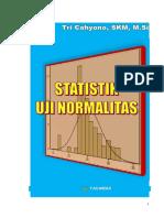 Buku Statistik Uji Normalitas