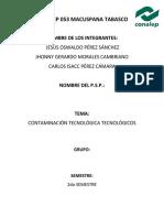 Propuesta de Contaminacion Tecnologica 190617