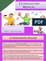 Estimulación Musical 0 a 1 AÑO