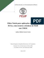 Filtro Notch Para Aplicações Em EEGs