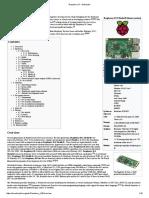 Raspberry Pi - Wikipedia