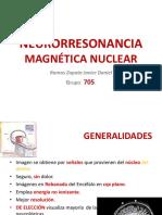 Neurorresonancia Magnética Nuclear