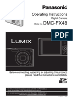 Panasonic Dmc Camera User Guide
