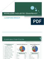Lunsford Group Wireless Industry Snapshot 2010