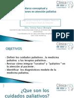 1 - Marco Conceptual y Definiciones en Atención Paliativa