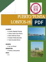 Informe de Puerto de Huarmey