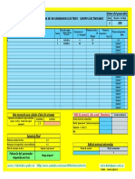 Calculo de Potenica Para Grupos Electrogenos Excel 2010