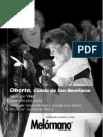 116. G. Verdi - Oberto, Conde de San Bonifacio