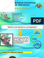 Quinta Categoria Diapositivas