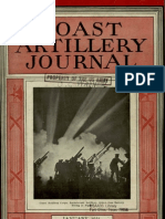 Coast Artillery Journal - Jan 1931