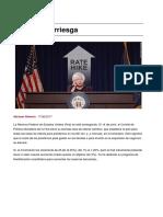 La Fed Se Arriesga-2017!06!19