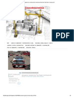 Ingeniería y Construcción_ Secuencia General de Top Down Construcción
