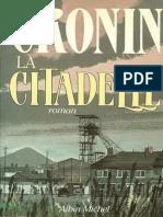 A. J. Cronin - La Citadelle