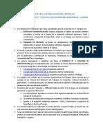 Normas Para Presentación de Papers Coloquio Fii 2017