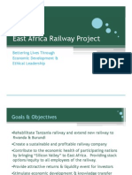 LG East Africa Railway Project 01 2010