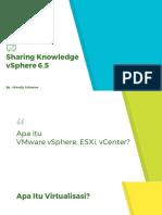 VMware ESX 6.5