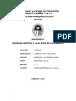 ISAAC NEWTON Y LAS LEYES DE LA DINAMICA.docx
