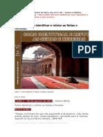 Editora Betel 1º Trimestre de 2014 - L1 Identificar a Refutar Seitas