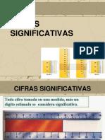 Cifras Significativa, Redondeo y Notación Científica