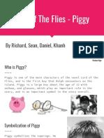 piggy presentation  1