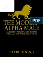 The Modern Alpha Male - Patrick King