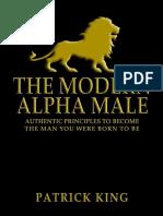 The Modern Alpha Male - Patrick King