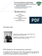 Bolómetro