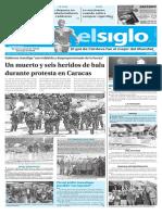 Edicion Impresa El Siglo 20-06-2017
