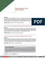 Pablo Latapí y la profesionalización de la investigación educativa en México