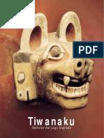 Tiwanaku. Señores Del Lago Sagrado. Portada y Presentación