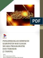 Presentasi HIMPAUDI 25 Maret 2013