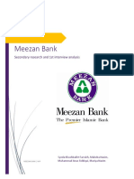 Meezan Bank - Final First Submission
