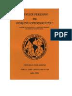 Revista Peruana de Derecho Internacional Tomo LV Junio - Agosto 2005 N° 128