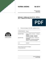 Emapque y Embalaje de Frutas PDF