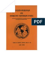 Revista Peruana de Derecho Internacional Tomo LVI Enero - Marzo 2006 N° 130