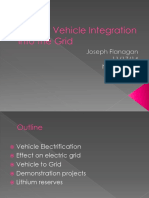 Electric Vehicle Integration in the Grid Flanagan.pptx