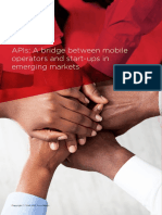 GSMA Mobile Operators Start Ups in Emerging Markets