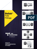 Unilok Tube Fittings