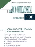 Generos discursivos del periodismo escrito.pdf