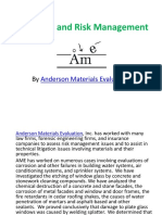 Litigation and Risk Management