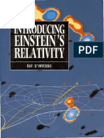 Ray D'Inverno - Introducing Einstein's Relativity