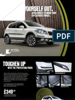 Sx4 s Cross e Brochure
