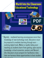 Bringing Technology in Classroom1