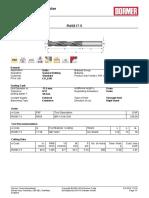 Fi17.5 za M20 - čelik