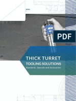 Thick Turret Solutions Catalog