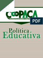 COOPACA Politica Educativa (Modelo)